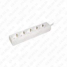 Удлинитель У05 без выключателя 5г 3м ( 3х1.0 мм2 ) IEK