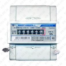 Электросчетчик 1ф однотарифный ЦЭ6807Б-U  М6P5 (5-60А) Энергомера