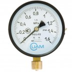 Манометр электроконтактный ДМ 2005-У2 Сг (0-0,1 МПа) Украина