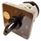 Пакетный переключатель ПКП Е9 25А/2.863 (0-1-0-2-0-3 выбор фазы), АСКО-УКРЕМ