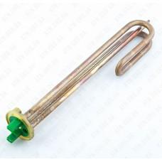 ТЭН медный для бойлера 2,5 кВт / 250мм / фланец (под анод Е-Т, с удлин. ножкой)