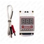 Терморегулятор цифровой ЦТР-2т (0-400С°) 10А