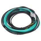 Кабель нагревательный одножильный e.heat.cable.s.17.170. 10м, 170Вт, 230В E-Next