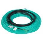 Кабель нагревательный одножильный e.heat.cable.s.17.170. 65м, 1100Вт, 230В E-Next