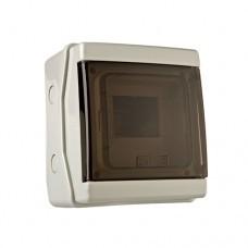 Щит модульный влагозащищенный накладной IP54 5мод Get-san