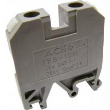 Клеммник наборной JXB 10/35 на DIN 57A АСКО