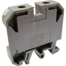 Клеммник наборной JXB 16/35 на DIN 76A АСКО