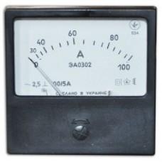 Амперметр ЭА 0302 (0-50А) Украина