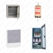 Электрощиты, ящики и комплектующие