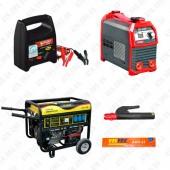 Сварочные аппараты и комплектующие, Зарядные и пуско-зарядные устройства, Бензиновые генераторы