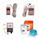 Терморегуляторы с цифровой индикацией