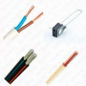 Кабельно-проводниковая продукция  и комплектующие