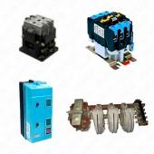 Пускатели магнитные, контакторы и комплектующие