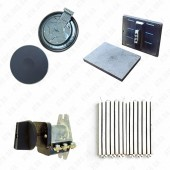 Комплектующие для электропечей и электроплит