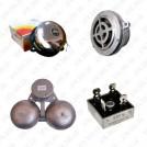 Устройства звуковой сигнализации и полупроводники
