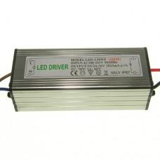 Драйвер светодиодный 50 Вт 100-265В 1025мА 100х37х28Китай