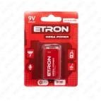 Крона 9V/6LR61 (крона) 1374 ETRON