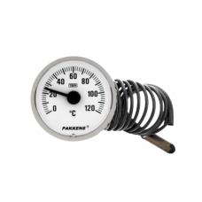 Термометр капиллярный ⌀52мм