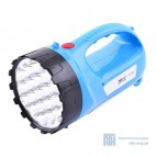 Фонарь светодиодный аккум. 19+15 LED YJ-2820