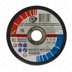 Круг отрезной Запорожабразив (по металлу) 115х1.2х22.23 мм