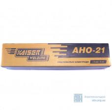 Электроды АНО-21 3мм 5кг KAISER