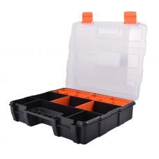 Органайзер-кейс пластиковый, e.toolbox.17, 220х290х60мм E.NEXT