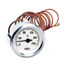 Термометр капиллярный ⌀60мм / (0...+160) / 200см