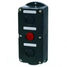 Пост кнопочный ПКЕ 222-3  (пластик)