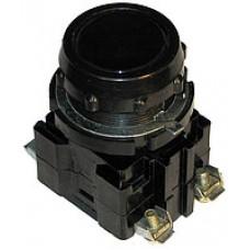 Кнопка ВК 14 (чёрная) ГОСТ