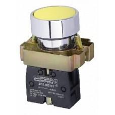 "XB2-BA51 Кнопка ""Старт"" (желтая) Аско"