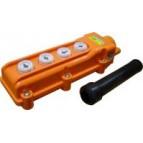 Пульт 4* кнопочный тельферный COB62, Аско