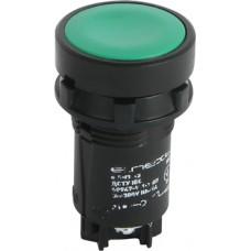 Кнопка e.SB7.13 (зеленая) NO+NC E.Next