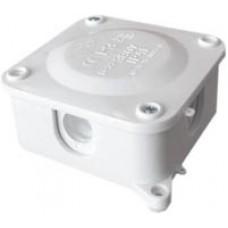 Коробка наружного монтажа Р3 герметичная (клема 4х10), 120х120х65мм IP 41 Украина