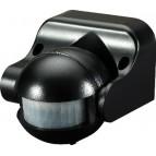 Датчик движения e.sensor.pir.09.black IP44 E-Next