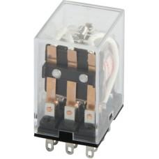 Реле промежуточное e.control.p535, 5А, 110В AC, на 3 группы контактов (MY3) E.NEXT