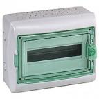 Щит модульный наружный Schneider Mini Kaedra IP65 12 мод