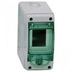 Щит модульный наружный Schneider Mini Kaedra IP65 2/3 мод