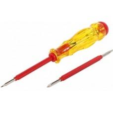 Индикатор-отвертка e.tool.test06 155х3хph0 (прямой-крестовой), АС100-500В E.Next