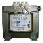Трансформатор  ОСО 0,25 кВт 220/42