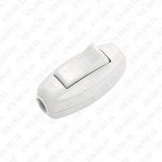 Выключатель проходной на шнур (бакелитовый) Viko